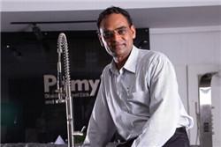 访普乐美首席设计师Venkat――健康、环保、高科技是卫浴设计的主流趋势