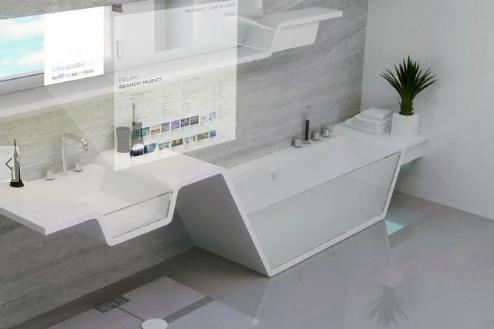 神州十一号发射成功 4款产品搭配让卫浴间也充满科技质感
