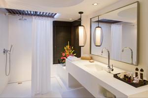 致敬普尔曼 现代与古典风点亮浴室
