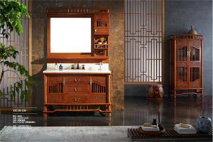 实木浴室柜如何保养,迪尔雅教你实木浴室柜保养妙招