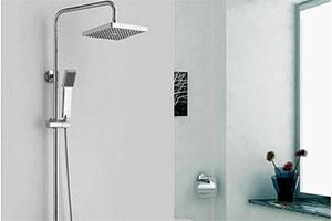 淋浴花洒日常清洁方法 绿太阳教你花洒保养攻略