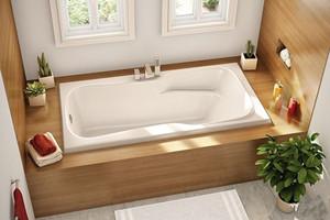 入浴时发生异常 日本开发的智能浴缸感应器或可救人一命
