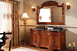 实木浴室柜如何安装 实木浴室柜安装注意事项
