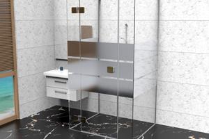 淋浴房玻璃的厚度多少才安全?理想卫浴告诉你