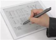 索尼黑科技电子纸平板