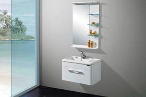 浴室柜怎么安装?浴室柜安装注意事项