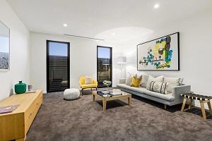 两层住宅巧改造 大户型的现代风