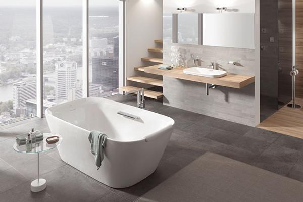 休闲卫浴方式,带给您纯粹的享受体验